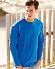 61038 FRUIT OF THE LOOM LONG SLEEVE T-SHIRT